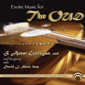 "Exotic Music Of The Oud <font color=""bf0606""><i>DOWNLOAD ONLY</i></font> LYR-7455"