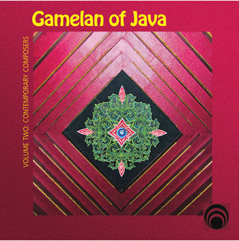 Gamelan of Java, Vol. 2: Contemporary Composers CD LYR-7457