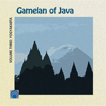 "Gamelan of Java, Vol. 3: Yogyakarta <font color=""bf0606""><i>DOWNLOAD ONLY</i></font>"
