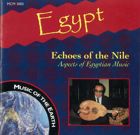 Egypt: Echoes of the Nile CD MCM-3005