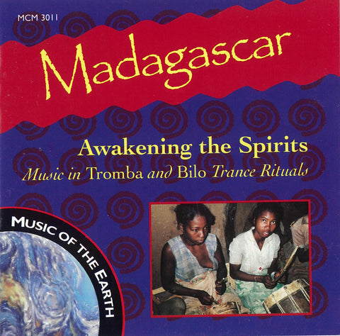 MCM-3011 - Madagascar: Awakening the Spirits CD