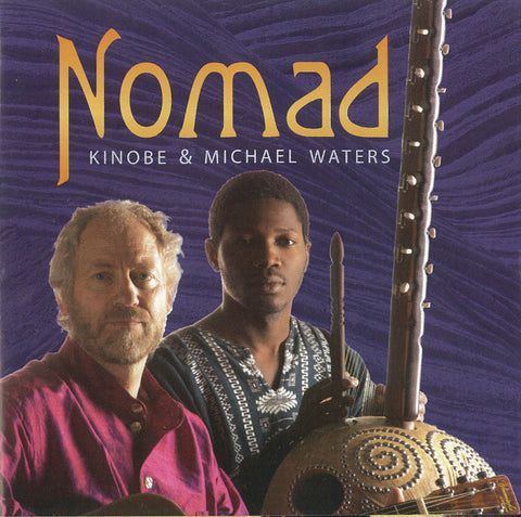 "Kinobe & Michael Waters: Nomad <font color=""bf0606""><i>DOWNLOAD ONLY</i></font> MCM-4010"