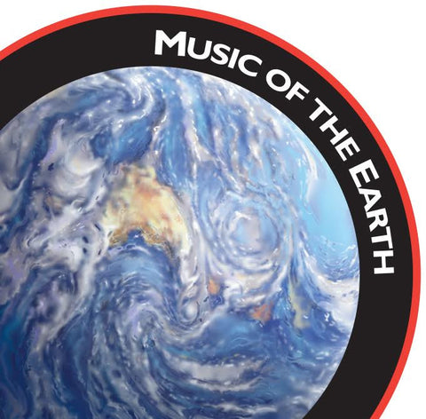 MUSIC OF THE EARTH The Complete Set 21 TITLE/26 CD Set MCM-MOE