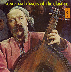 Songs and Dances of the Ukraine CD