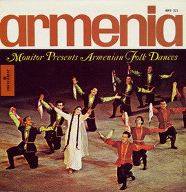 Armenian Folk Dances CD