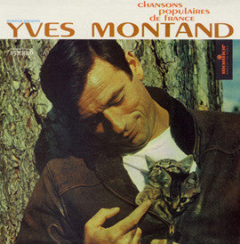 Yves Montand  Chanson Populaires de France CD