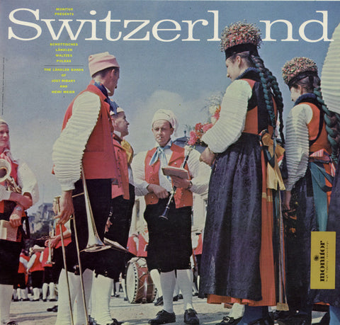 Ribary and Meier Switzerland  Schottisches, Landler Waltzes, Polkas CD