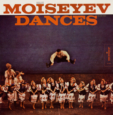 Moiseyev  Moiseyev Dances, Vol. 2 CD
