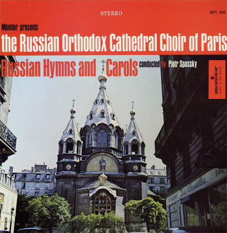 Russian Orthodox Cathedral Choir  Russian Hymns and Carols CD