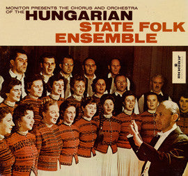 Hungarian State Folk Ensemble  Hungarian State Folk Ensemble CD