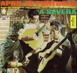 April in Portugal  An Evening at the Severa CD