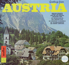 Greetings from Austria CD
