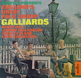 The Galliards CD