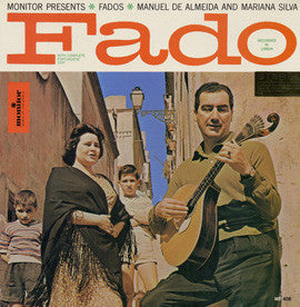 de Almeida and Silva Fados CD