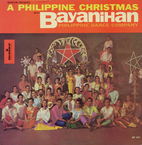 Bayanihan - Christmas in the Phillipines  CD