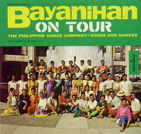Bayanihan - Bayanihan On Tour  CD