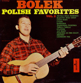 Bolek Sings Polish Favorites, Vol. 2 CD