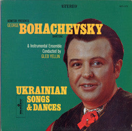 George Bohachevsky  Ukrainian Songs and Dances CD