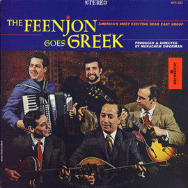 The Feenjon Group  Feenjon Goes Greek - Greek Folk Dances CD