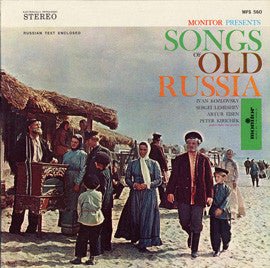 Songs of Old Russia CD