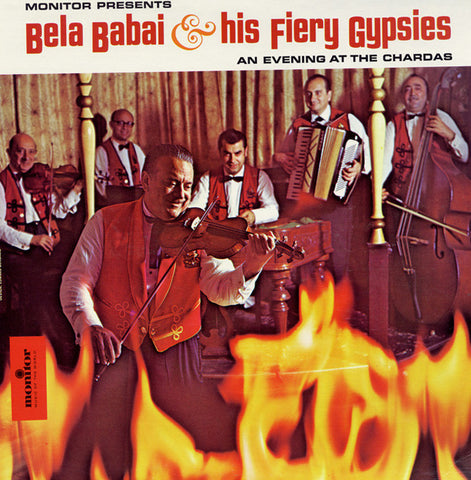 Bela Babai and His Fiery Gypsies  An Evening at Chardas CD