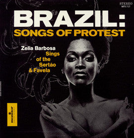 Zelia Barbosa Brazil  Songs of Protest  CD