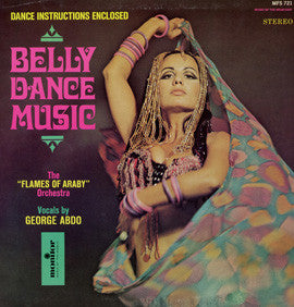 George Abdo - Belly Dance Music  CD