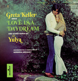 Greta Keller Sings Love is a Daydream and Other Songs by Yulya CD