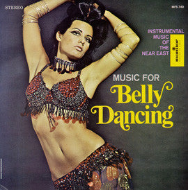 Anestos Athounasiou - Music for Belly Dancing  Instrumentals from the Near East  CD