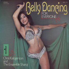 Chris Kalogerson - Belly Dancing for Everyone  CD