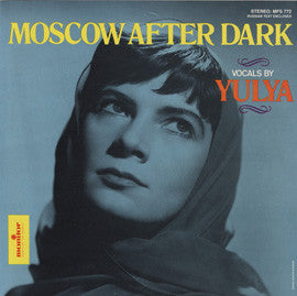 Yulya  Moscow After Dark CD