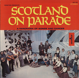 Scotland on Parade  Songs and Dances CD