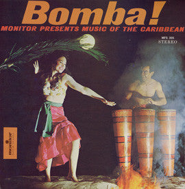 Bomba  Monitor Presents the Music of the Caribbean  CD