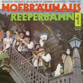 German Favorites from the Hofbrauhaus to the Reperbahn CD