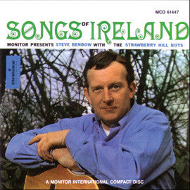 Steve Benbow  Songs of Ireland CD