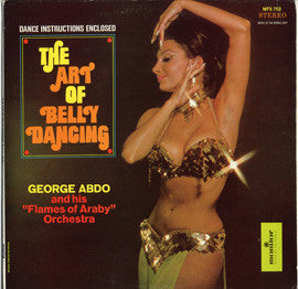 George Abdo - The Art of Belly Dancing  CD