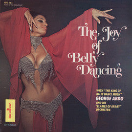 George Abdo - The Joy of Belly Dancing  CD