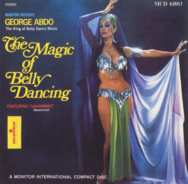 George Abdo - The Magic of Belly Dancing  CD