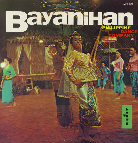 Bayanihan - Bayanihan Phillipine Dance Company  CD