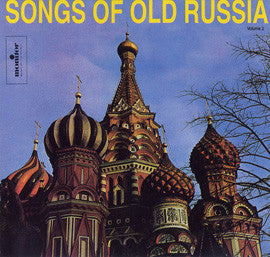 Songs of Old Russia, Vol. 2 CD