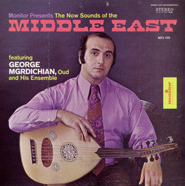George Mrgdichian - Now Sounds of the Middle East  CD