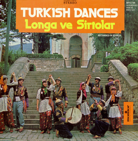 Longa ve Sirtolar  Turkish Dances CD