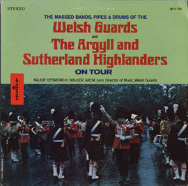The Band of Welsh Guards  Amazing Grace CD