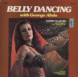 George Abdo - Belly Dancing with George Abdo  CD