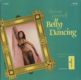 Topkapi Instrumental Ensemble - Picture Yourself Belly Dancing  CD