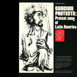 Cancion Protesta  Protest Songs of Latin America CD