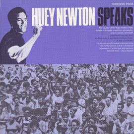Huey Newton Speaks! (1970) CD