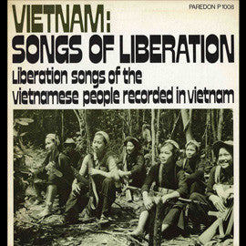 Vietnam  Songs of Liberation (1971)  CD
