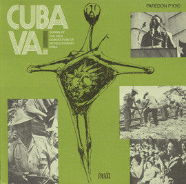 Cuba Va! sung by the Grupo de Experimentacion Sonora de ICAIC (1971)  CD