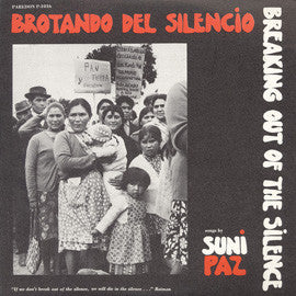 Breaking Out of the Silence (1973)  Suni Paz CD